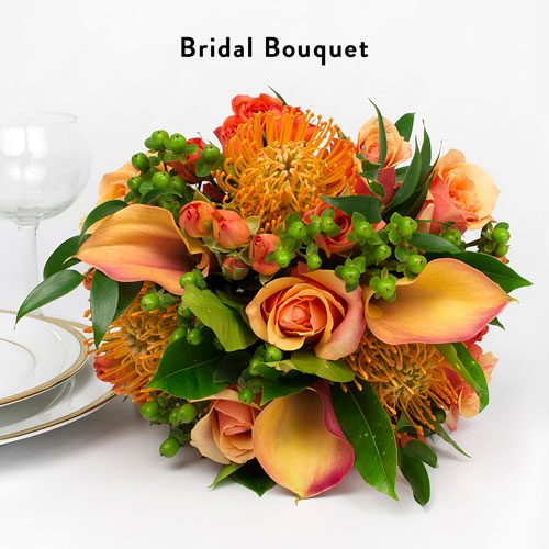 Tropical Sunset Wedding Collection