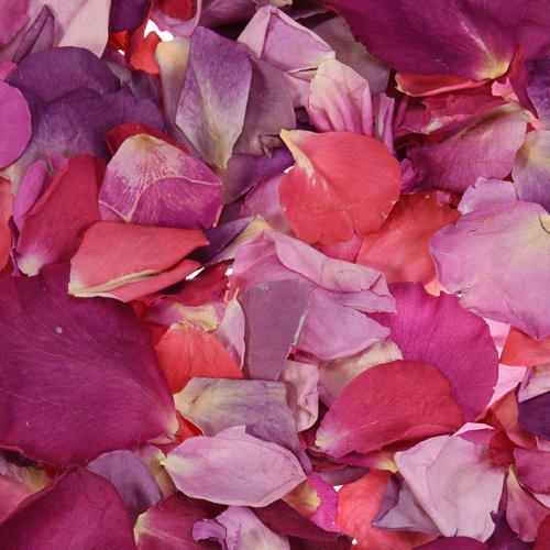 Berry Bellini Blend Dried Petals