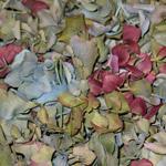 Victorian Wedding Dried Flower Petals
