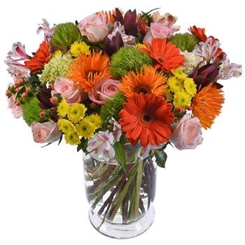 Impressive Midsummer Sun Bouquet