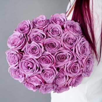 Cool Water Lavender Rose | FlowerFix
