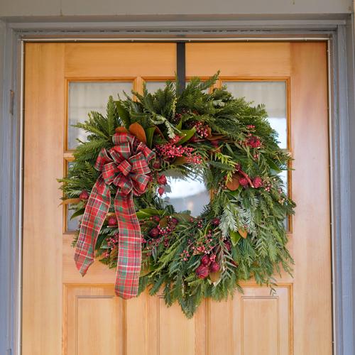 Make A Statement Wreath