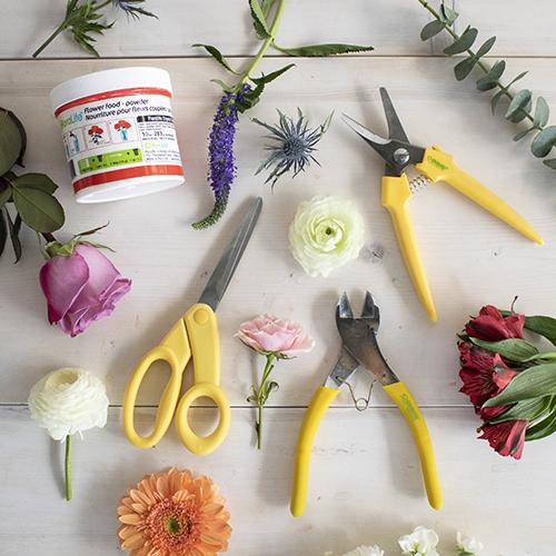Essential DIY Wedding Flower Designer Tool Kit