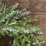 Eucalyptus Wreath overnight delivery