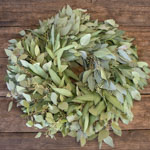 Seeded Eucalyptus Bayleaf Fresh Wreaths
