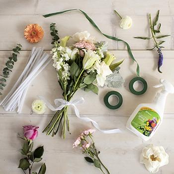 DIY Bouquet Supplies Kit