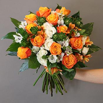 Citrus Creamsicle Orange Flowers
