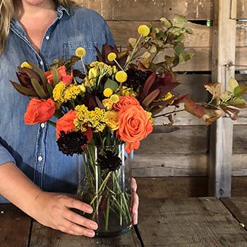 Sweetwater Thanksgiving DIY Flower Kit
