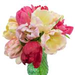 Farm Mix Parrot Tulip Wholesale Flower In a vase