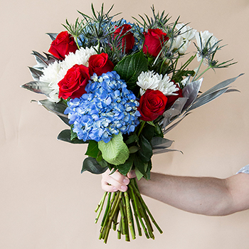 The All-American Firework Bouquet