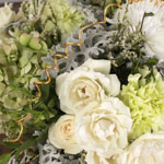 Get Crafty DIY Flower Centerpiece in a vase