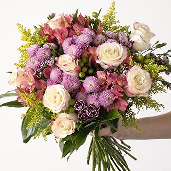 Be Bold Fresh Flowers Bouquet