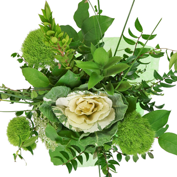 Farm to Table Greenery Centerpieces