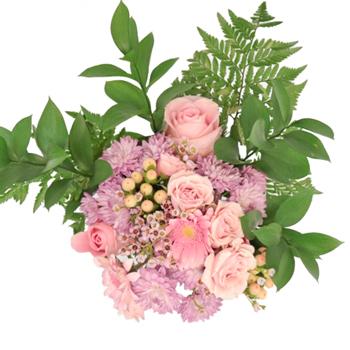 Pink Classic Flower Centerpieces