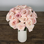 Like a Virgin Garden Wholesale Roses In a vase