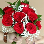 Carnations and Roses Wedding Flower Pack DIY