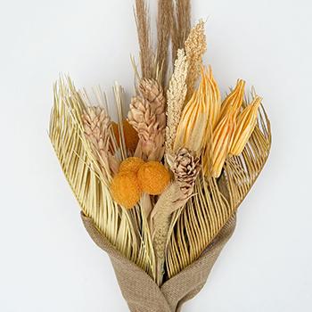 Romantic Picnic Dried Flower Bouquet