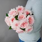 Perfect Pink Garden Rose Bunch