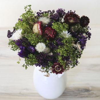 Life of Luxury Dried Flowers Centerpiece