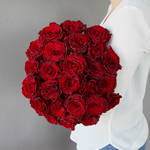 Red Heart Garden Wholesale Rose Bunch in arms