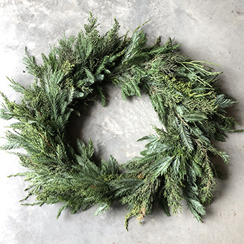 Sweetwater Make Your Own Wreath