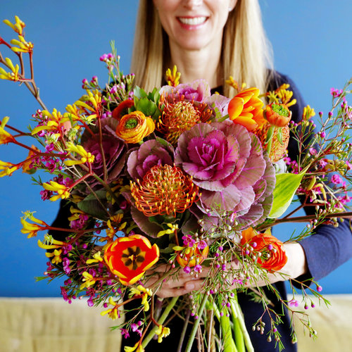 Fun & Funky California Flowers Pack