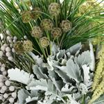 Rustic Wedding DIY Flower Kit Up Close