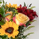 Sunflower DIY Wedding Centerpieces