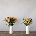 Sunflower Fall wedding centerpiece