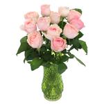 Garden Rose Lolita Lempicka Hot Pink Flower