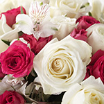 Valentine\\\\\\\'s Day Flower Gift Passion Arrangement