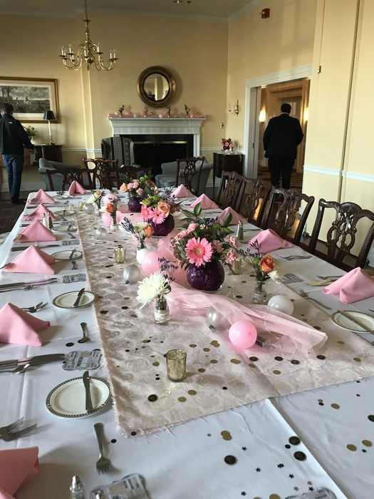FiftyFlowers Review 80th Birthday Party
