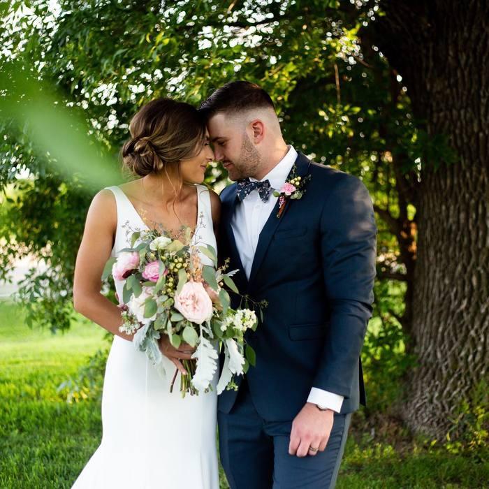 Wedding Flowers Omaha Ne: Orlaya White Lace Vintage Wedding Flower