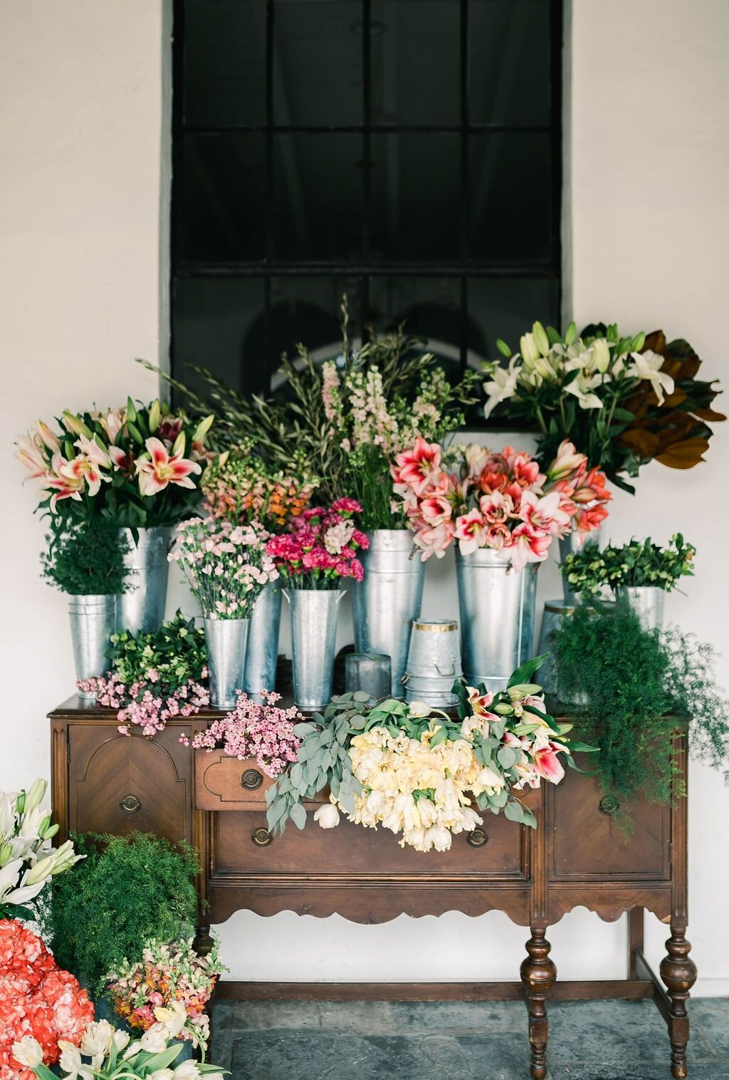 FiftyFlowers - Kaylie_nicole-flower-prep